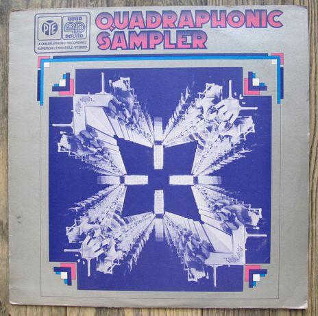 Quadraphonic Sampler 4D - winyl, 12'', 33 rpm, NM-