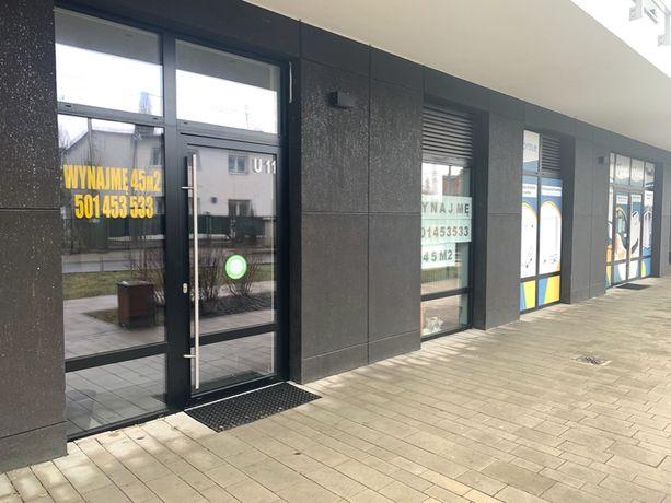 Lokal usługowy - pełny remont , klima - 45 m2 - TANIO ! ! ! ! ! ! ! !