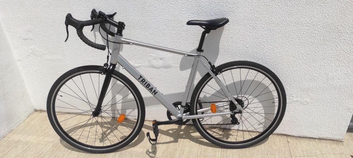 Bicicleta de estrada TRIBAN RC100