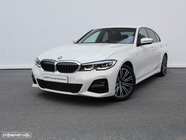 BMW 320 d Pack M Auto