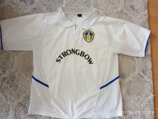 Koszulka Leeds United oldschool strongbow