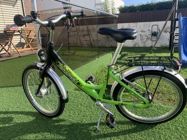 Vendo bicicleta de crianca