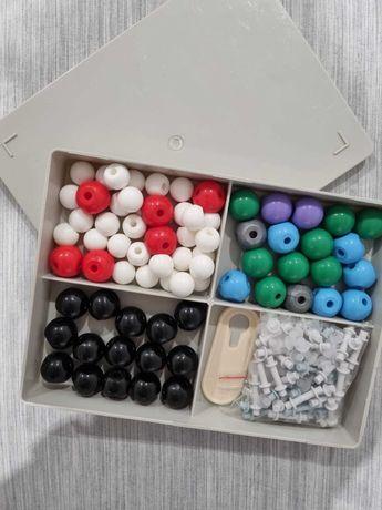 Kit de construção de Moléculas para Química