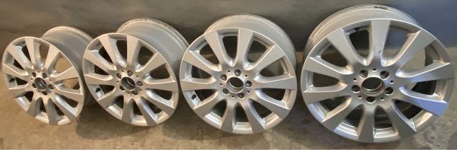 Литые диски Mercedes R18