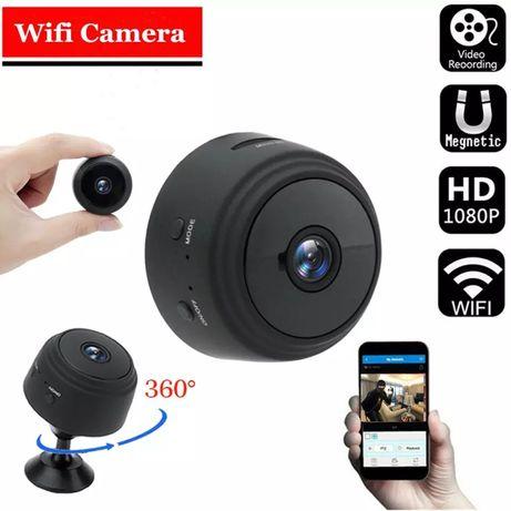 Bezprzewodowa kamera IP A9 Mini Full HD