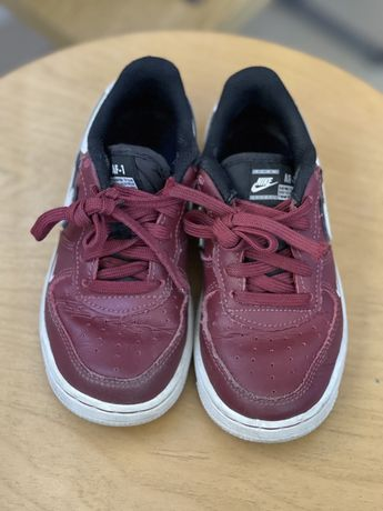 Sapatilhas Nike airforce 1 crianca