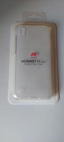 Clear Case Huawei Y5 2019