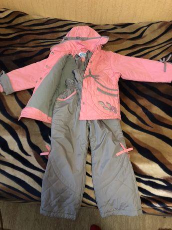 Куртка и комбинезон демисезонный