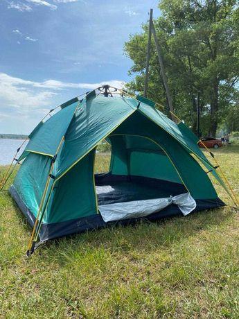 4-х местная, Автомат двухслойная Палатка с автомат, великолепный выбор