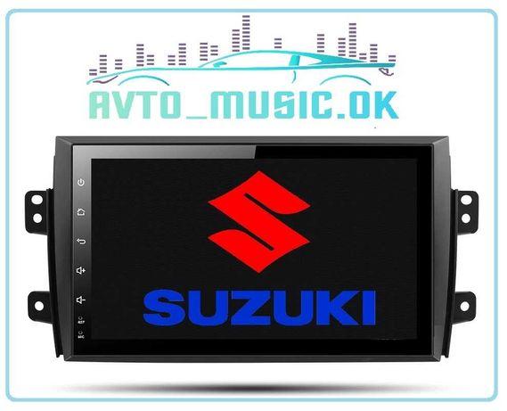 Магнитола Suzuki SX 4, ANDROID, USB, GPS, 4G!