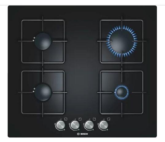 Placa de cozinha a gás