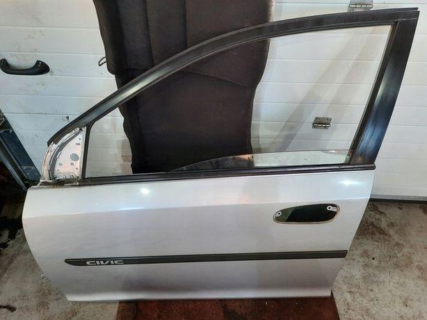 Drzwi lewe przednie Honda CIVIC VII 01-05r. 5DRZWI NH623M