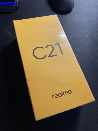 Smartfon Realme C21 4/64gb