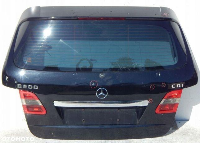 Mercedes b klasa 169 245 klapa bagażnika tylna tył