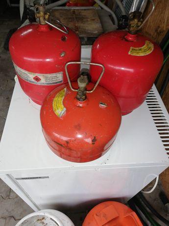 Butla gazowa 2,5,11 kg
