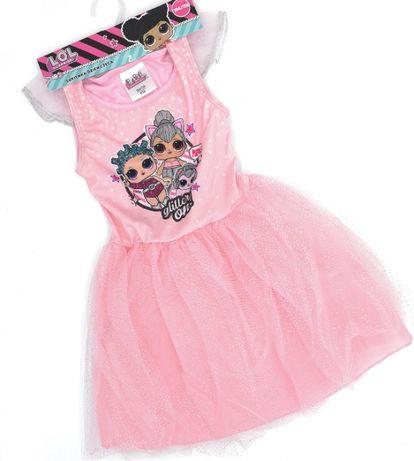 L.O.L. LOL SURPRISE Sukienka rozmiary Tiul, balik