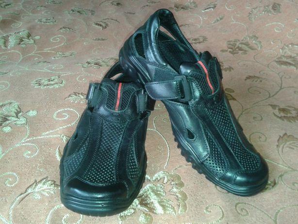 Туфли , босоножки , сандали кожа натуральная 40 раз. стелька 26,5 см.