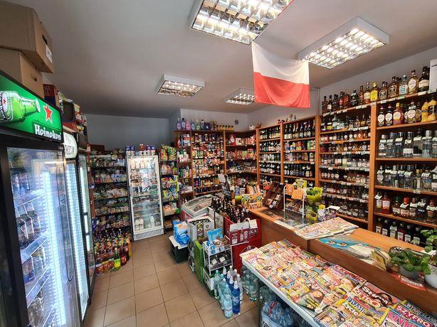 Oddam dobrze prosperujący sklep monopolowo-spożywczy za odstępne