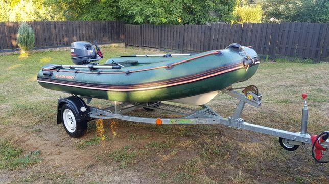 Лодка Kolibri RIB 3.5 & Yamaha 40