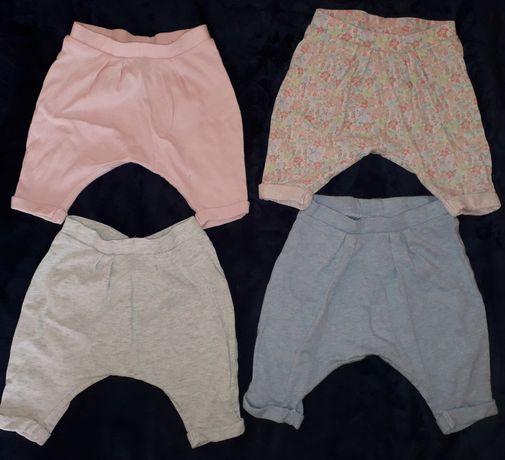 Модняшные штанишки next 0-3 месяца