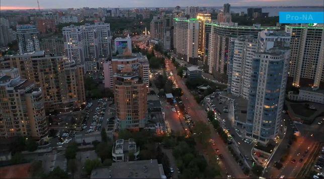 Продам фасад коммерция 335 м2 Аркадия, панорамные окна, тераса, Одесса