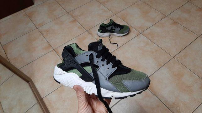 36-37р,23,5см,Кроссовки Nike (Найк) Huarache Run, отличное состояние