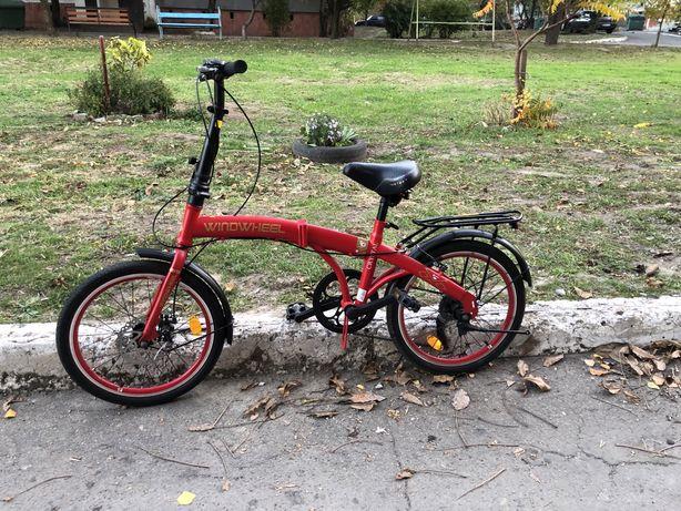 Велосипед складной windwheel 20