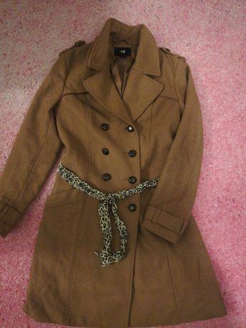 Płaszcz wiosna jesień H&M rozmiar M