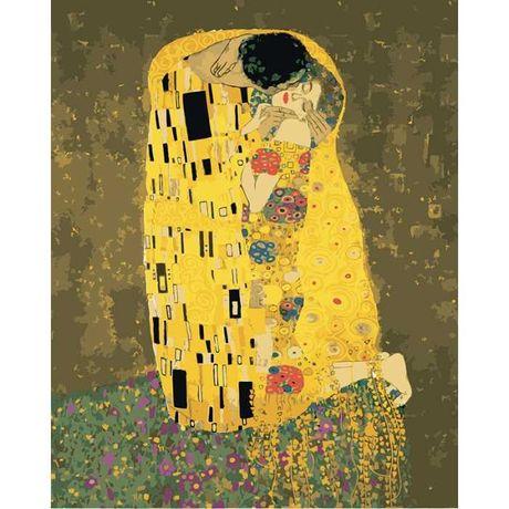 Malowanie po numerach Gustav Klimt