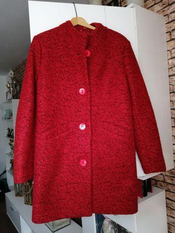 Piękny płaszcz jesienno - zimowy. Stan idealny!