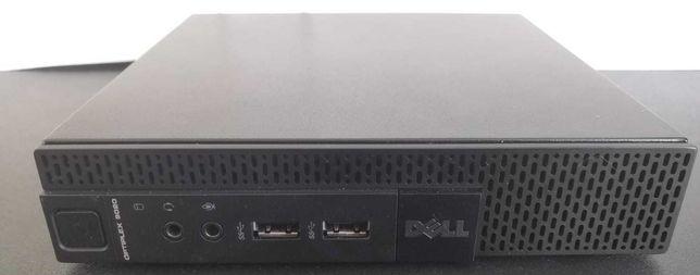micro komputer DELL 9020 i3-4160T 3,10GHz, SSD 240GB , WINDOWS 10 PRO