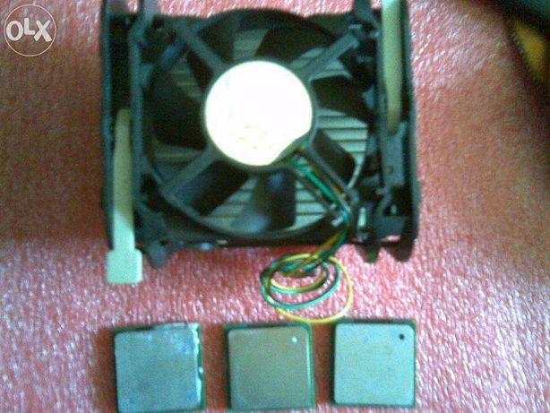 Processador Socket 478 + cooler