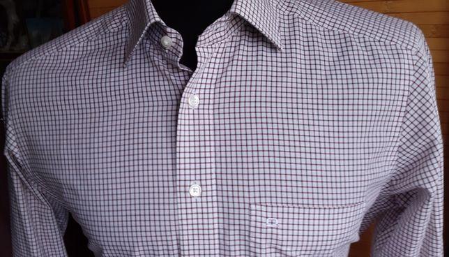 """мужская рубашка OLIMP 16,5"""" 42 modern fit"""