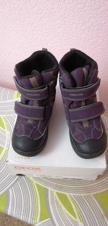 Ботинки джеокс на девочку