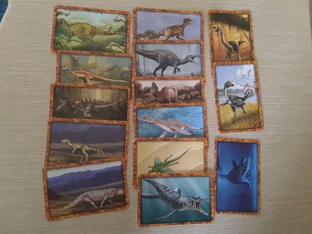 Детская игра про динозавров Дино-викторина