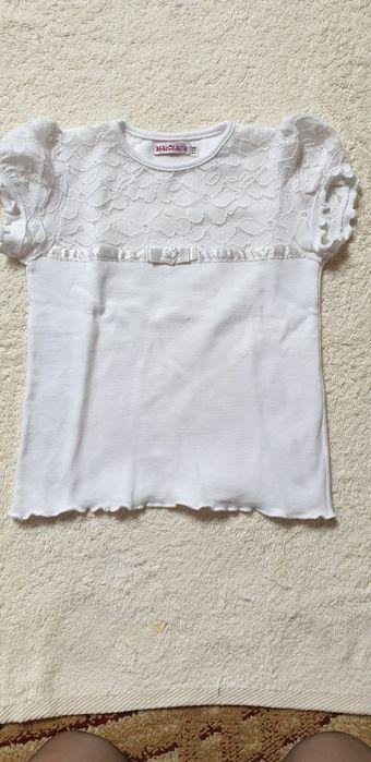 Biała bluzeczka Limanowa - image 1