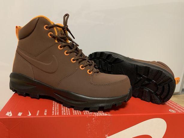 Нові, шкіряні ботінки Nike Manoa. 100% оригінал з Франції.
