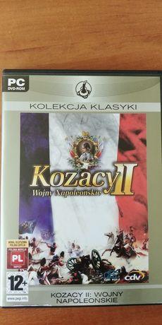 Gra PC - Kozacy II Wojny Napoleońskie + instrukcja