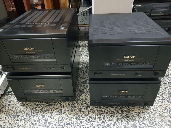 Denon Poa 4400 Monoblocos .