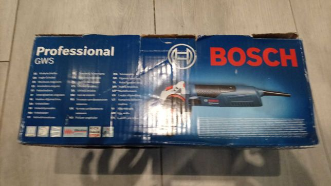 Szlifierka Bosch professional gws 17-125 cit-nowa