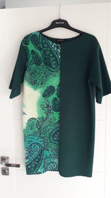 projektant sukienka atelier Sajdak 36-38 like solar