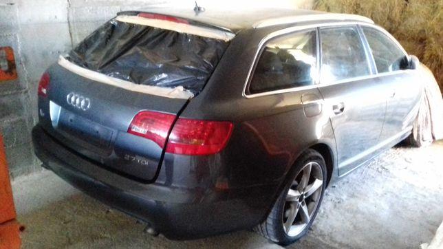 Audi a6 v6 2.7tdi para pecas