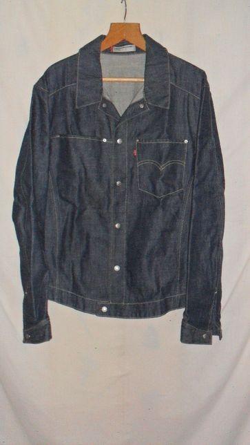 Куртка джинс бренд Levis 70100Us(L)
