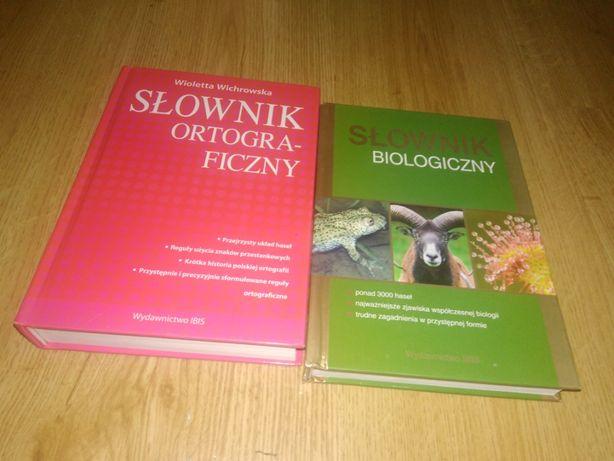 Polecam! Na sprzedaż słowniki, lektury oraz Książki edukacyjne!!