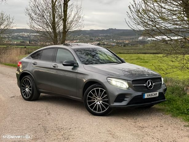 Mercedes-Benz GLC 220 Amg coupe