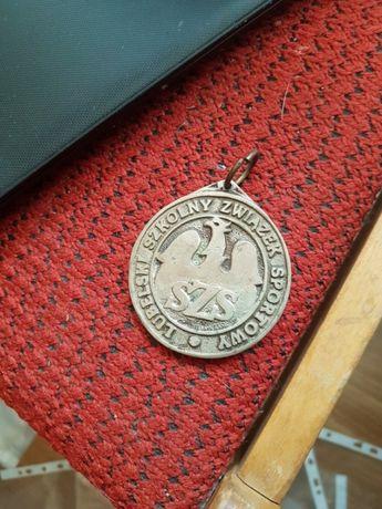Srebny Medal z 2002 roku