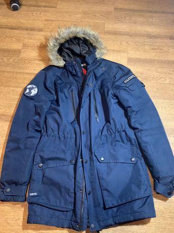Продам мужскую зимнюю куртку, парку