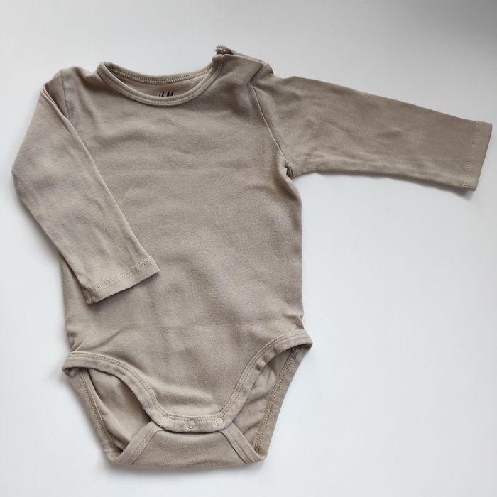 Body H&M bawełna organiczna 68 Osowa Góra - image 1