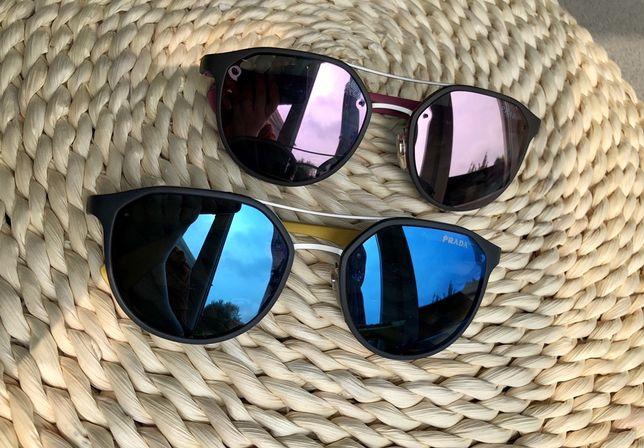Okulary Prada- dwie pary