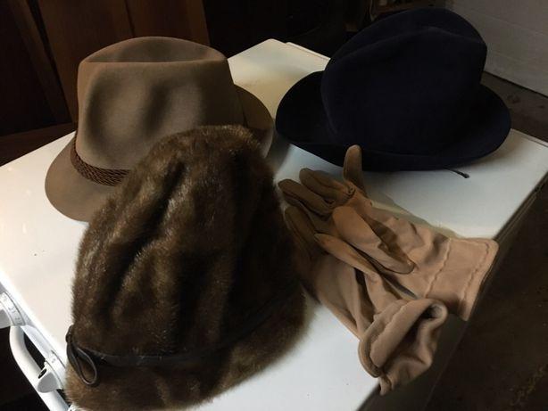 Czapki berety